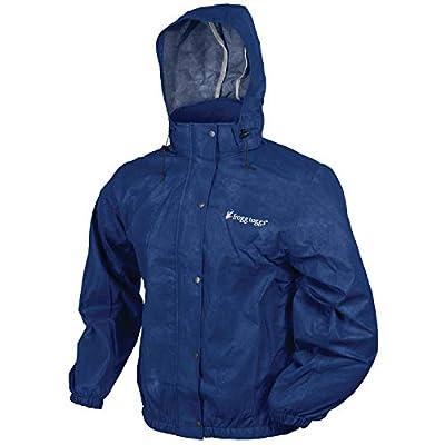 FROGG TOGGS Women's Pro Action Rain Jacket, Royal Blue, X-Large