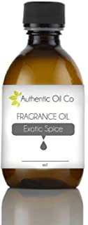 Exotic Spice Fragrance Oil concentrate 10 ml for soap bath bombs and candles cosmetics.