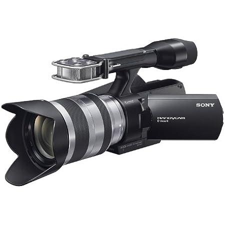 ソニー SONY レンズ交換式デジタルHDビデオカメラレコーダー VG10 NEX-VG10/B
