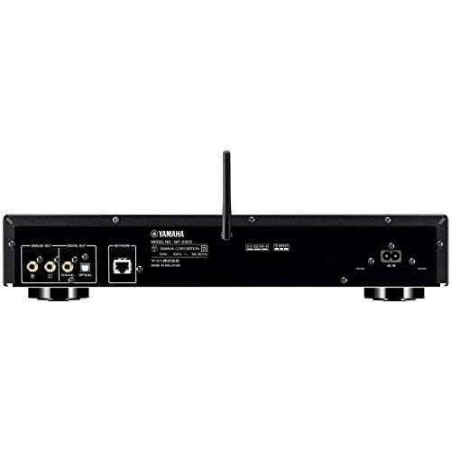 ヤマハネットワークプレーヤーハイレゾ音源対応ストリーミング再生シルバーNP-S303(S)