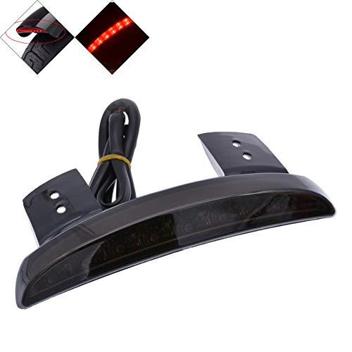 NATGIC 1 pz Moto Luce Freno Moto parafango Posteriore fanale LED Pausa Stop Lamp Refitting Accessori...