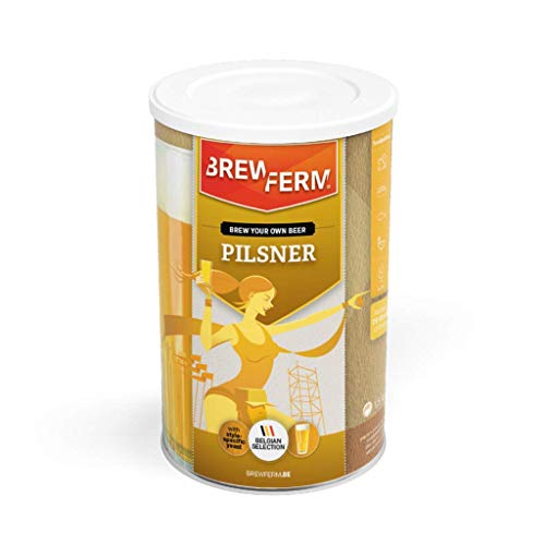 Brewferm - Juego de cerveza Pilsner