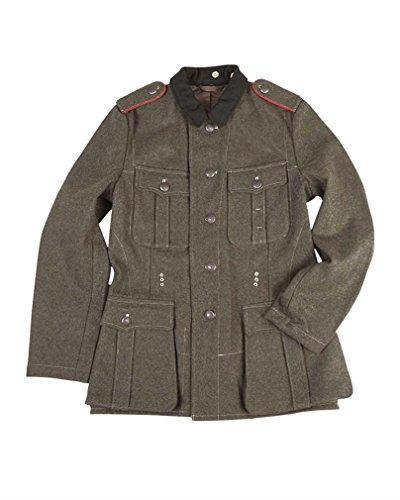 Mil-Tec Blusa de Campo de la Wehrmacht Alemana Modelo 1936 (46)