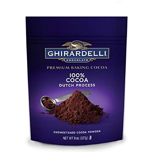 Ghirardelli Unsweetened Dutch Process Cocoa