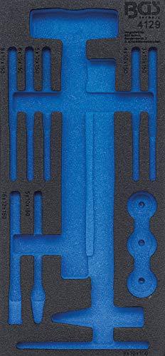 BGS 4129-1   Werkstattwageneinlage 1/3   leer   für Art. 4129