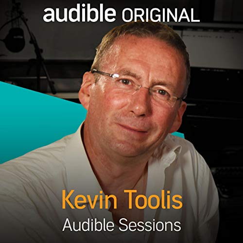 Kevin Toolis audiobook cover art