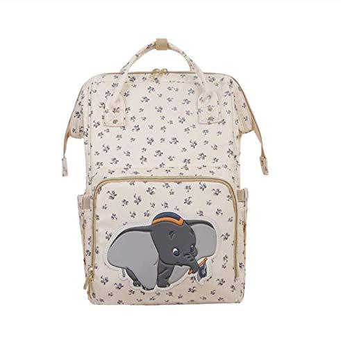 Acessório Zuunky Compatível com Mochila Bolsa Maternidade Disney Impermeável Dumbo Original (DUMBO)