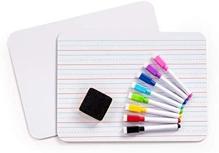 Atlanta Mall Small White Boards for Students Soldering Dry with Erase Board M Kids
