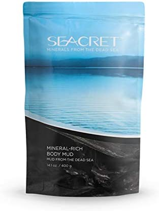SEACRET Minerals From The Dead Sea Mineral Rich Body Mud 14 1 OZ product image