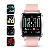 Smart Watch for Women Heart Rate Monitor Fitness Tracker with Sleep Monitor Activity