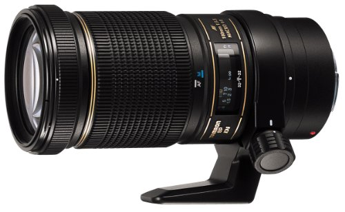 Tamron AF 180mm f/3.5 Di SP A/M FEC LD (IF) 1:1 Macro Lens for Canon Digital SLR Cameras (Model B01E)