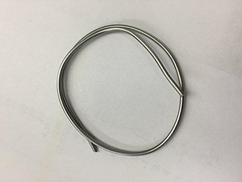 Zinc Wire 99.9% Pure.078 inch Diameter