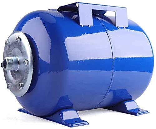 Generic 24 L Druckkessel Ausdehnungsgefäß Membrankessel für Hauswasserwerk Druckbehälter Stahltank 6 Bar Druckspeicher