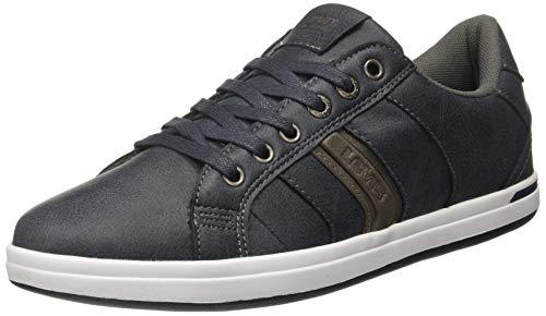 Levi's Men's Gilmore Navy Blue Sneakers -8 UK/India (42)(9 US)_38110-0011_Blue