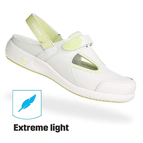 Oxypas Iris Gr/ö/ße: 36 EU Farbe: Schwarz Womens Safety Shoes