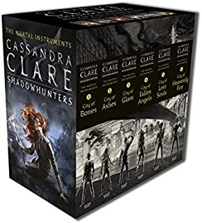 Mortal Instruments Slipcase Six Books