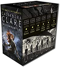 The Mortal Instruments Slipcase and S/wrap: Six books