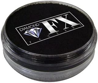 Diamond FX Essential Face Paint - Black (45 gm)