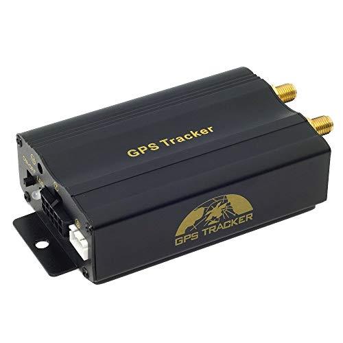 CursOnline Nuovo Gps Tracker Gprs Gsm Sms Micro SD Tf Card Mod. TK103 B LOCALIZZATORE SATELLITARE PER VEICOLI E PERSONE PER FISSA INSTALLAZIONE IN AUTO CON ANTIFURTO, BLOCCO MOTORE CON TELECOMANDO.