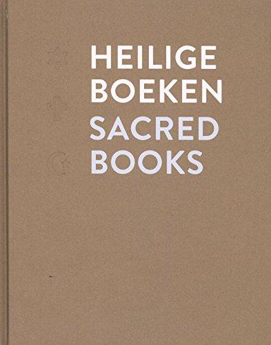 Sacred Books: Judaism, Christianity and Islam