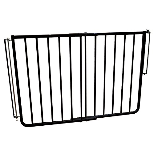 Cardinal Gates Stairway Special Gate, Black