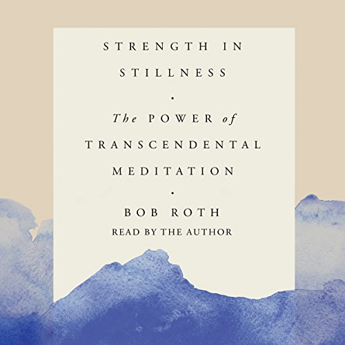 Strength in Stillness audiobook cover art