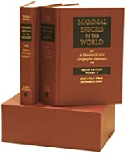 Best mammal species of the world 2005 Reviews