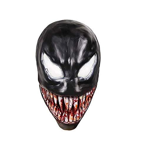 Universe Deluxe Venom Mask Helmet Cosplay Costume Party Accessories Adult Halloween