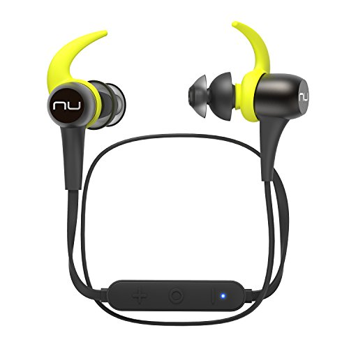 NU FORCE BE Sport3 Bluetooth ワイヤレス イヤホン Bluetooth 両耳 iPhone アイフォン 防水 マイク スポー...