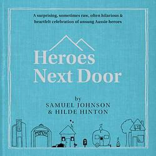 Heroes Next Door cover art