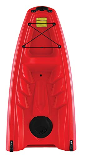 Point 65 Sweden Falcon Front Piece Red