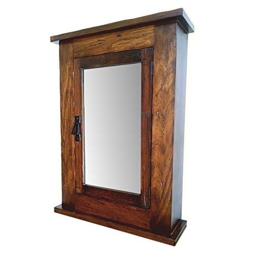 Rustic Medicine Cabinets Amazoncom