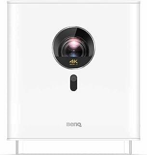 BenQ GK100【4K・短焦点・LEDプロジェクター】(1000ルーメン / DLP/オートフォーカス/Android 6.0 / ワイヤレス対応 / 10W × 2 treVoloスピーカー/長寿命LED光源採用)