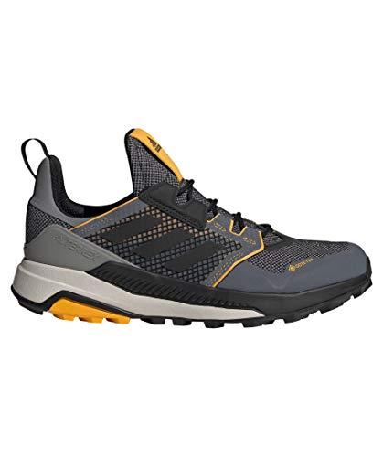 adidas Terrex Trailmaker GTX, Zapatillas para Carreras de montaña Hombre, Reloj Grethr Cblack Actgol, 42 2/3 EU