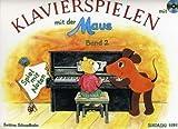 Pianoforte Giocare con il mouse 2–arrangiamento per pianoforte–con CD [Note musicali/holzweißig] Compositore: schwed Casco Bettina