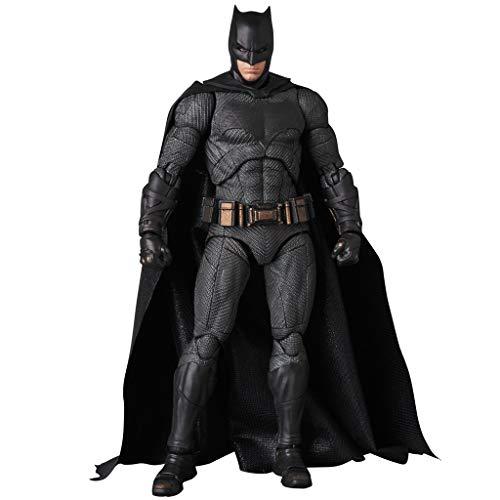 Huangyingui Figura De Acción De Batman Hero - Incluye Mano Reemplazable Y...