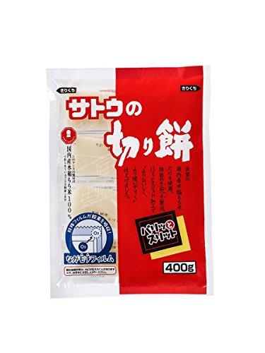SATO keine kirimochi parittosuitto 400g Reis Kuchen