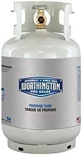 Worthington Pro Grade 11 lb. Empty Propane Tank