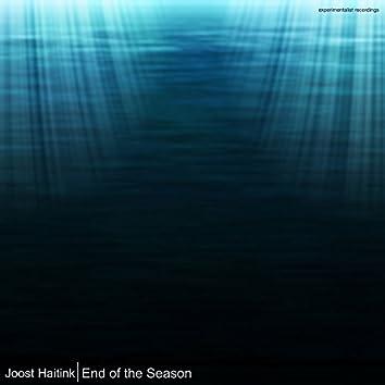 End of the Season