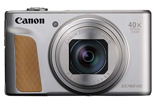 Canon SX740 HS PowerShot - Versione UK