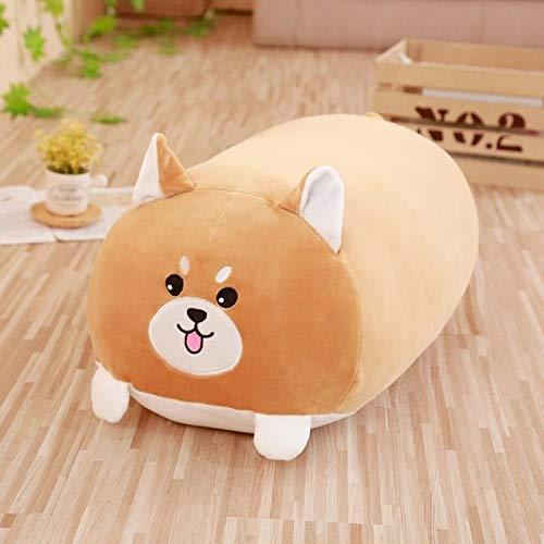 Alexny Plush Pillow, Giant Horn Bio Pillow Japanese Animation Plush Toy Stuffed Plush Cartoon Gift for Children