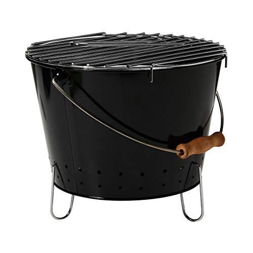 Butlers BBQ Grilleimer mit Tragegriff