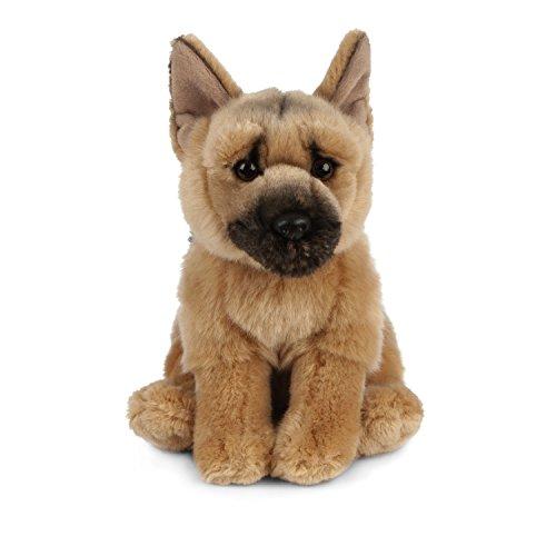 Living Nature Soft Toy - Stofftier Schäferhund (20cm)