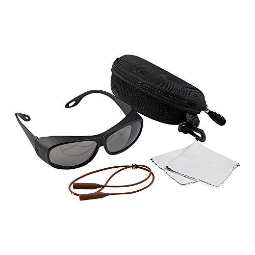 Cloudray 10600 nm Laser occhiali di sicurezza OD4 + CE occhiali protettivi per CO2 taglio laser incisione macchina, Stile A B C D (Style C)