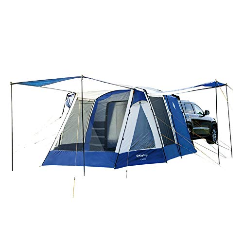 KingCamp Melfi Plus SUV Car Tent 3 Seasons 4-6 Person Multifunctional, Suitable Camping Traveling...