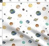 Sonnensystem, Weltraum, Kinderzimmer, Thema, Planeten,