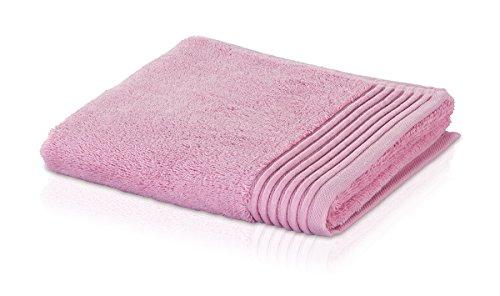 möve Loft Handtuch 50 x 100 cm aus 100% Baumwolle (Spinair), rose