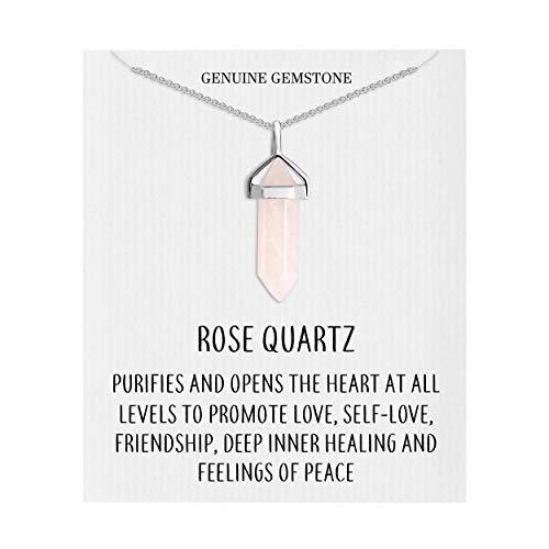 Philip Jones Rose Quartz...
