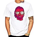 Photo de PNL Le Monde Chico Rap T Shirt Mens Fashion Casual 100% Cotton T Shirts for Men par