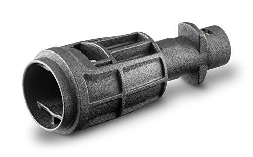 Kärcher Adapter M ermöglicht die Verwendung von neuem Zubehör (ab 2010) auf alten Hochdruckreiniger Pistolen (bis 2010)